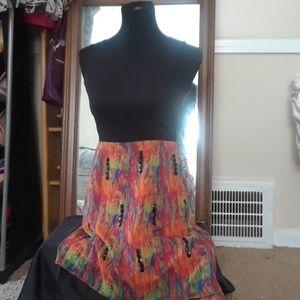 Pretty Colorful Dress